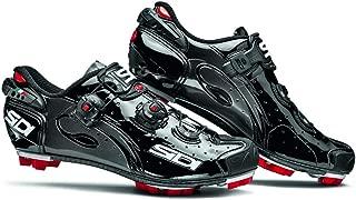 Sidi Drako Carbon MTB Cycling Shoes - Black/Black (43 EUR [US 9])