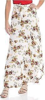 Stradivarius-4650/384/350-Women-TOP-White Base With Multicolor Flower Print-S, White Base With Multicolor F, S
