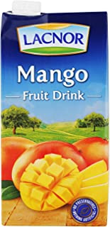 Lacnor Essentials Mango Fruit Drink - 1 Litre