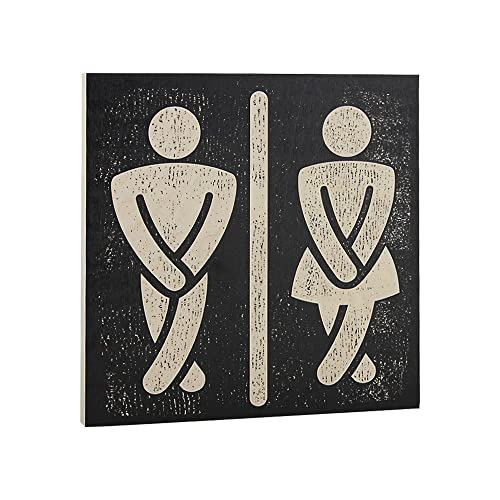 Pleasing Funny Bathroom Door Signs Amazon Com Download Free Architecture Designs Intelgarnamadebymaigaardcom