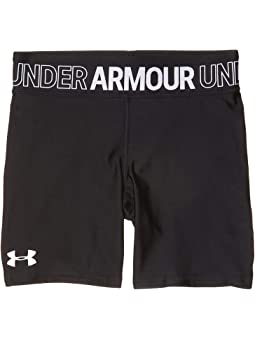 Youth Large Under Armour Girls Sprint Novelty Short Brilliance//White