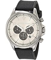 Gage Chronograph Silicone Watch