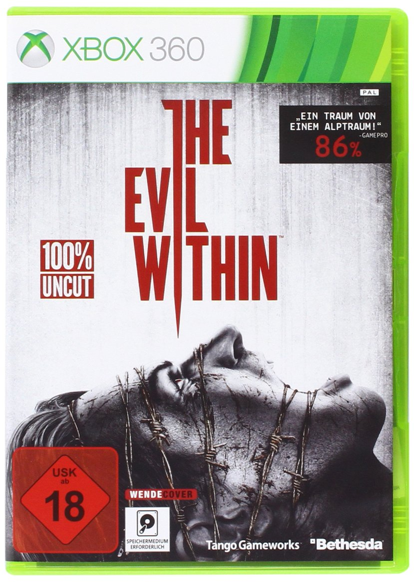 Bethesda The Evil Within, Xbox 360 - Juego (Xbox 360, Xbox 360 ...