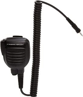 standard horizon microphone clip