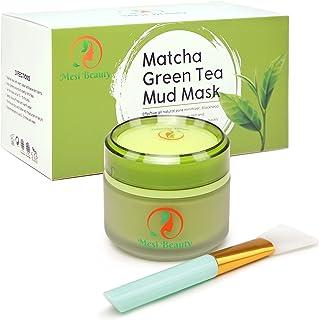 Mesi Beauty Green Tea Mask   Removes Blackheads   Reduces Wrinkles   Nourishing   Moisturizing   Improves Complexion   Por...