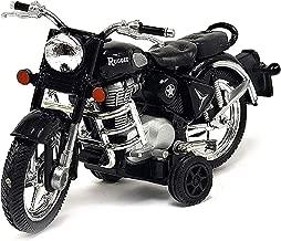 Amisha Gift Gallery Bullet Bike Toy Model for Kids (Black)