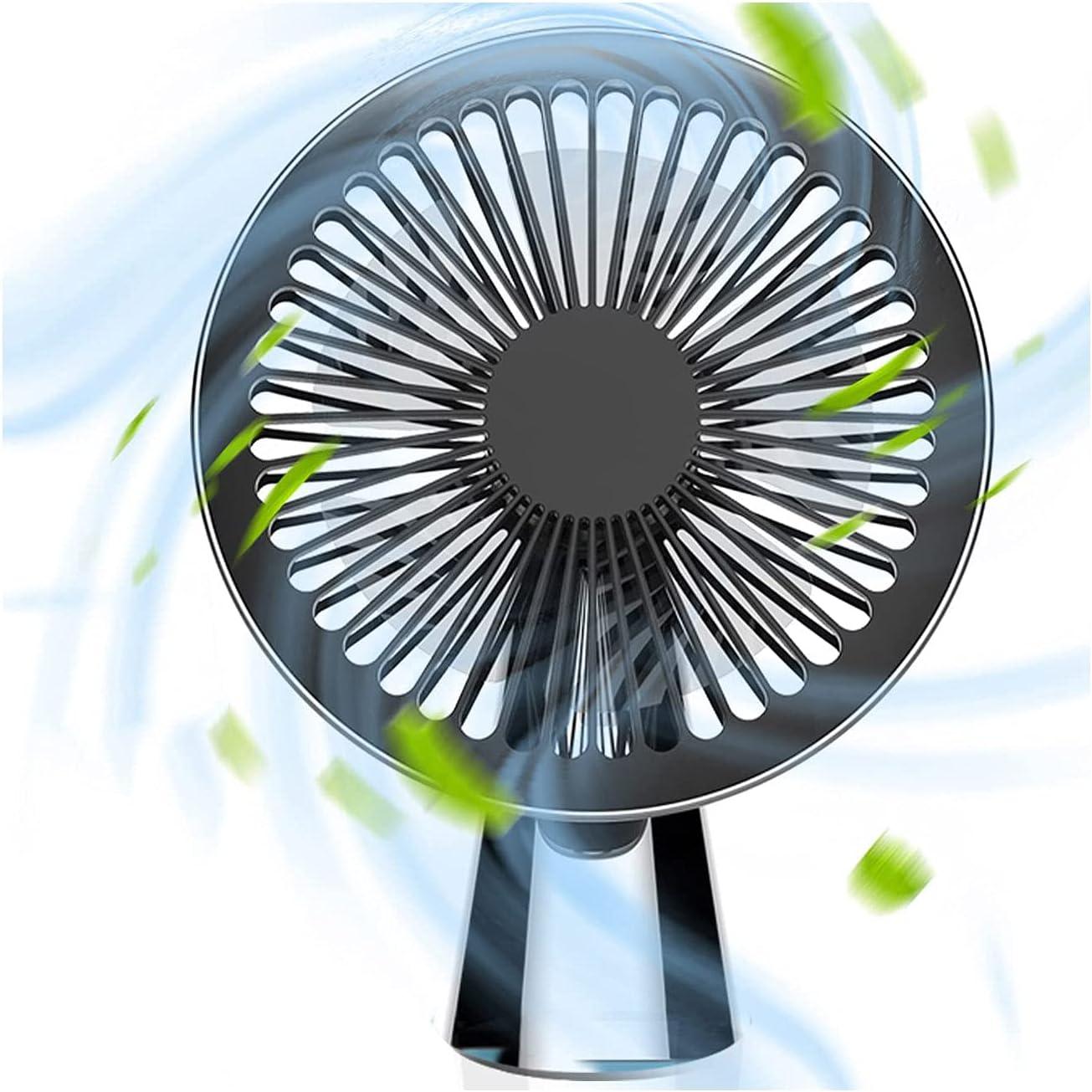 WACZJ Portable Desk USB Fan 1800 Rechargeable 3 Spee Mah Phoenix Mall Battery Popular brand in the world
