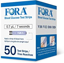 Best fora v10 test strips Reviews