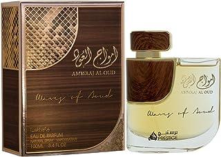 Amwaj Al Oud By Lattafa, Perfume for Men and Women - Eau de Parfum, 100 ml