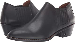 Coach Women's Leather Ankle Bootie
