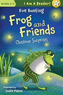 Outdoor Surprises (I AM A READER!: Frog and Friends)