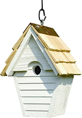 Heartwood 082D Wren-in-The-Wind Decorative Bird House