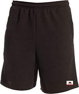 Shorts with Zipper Pockets Zip Zippered Men's and Women's Active Wear