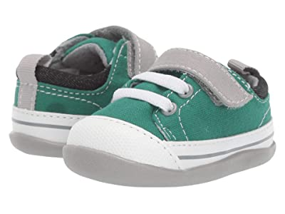 See Kai Run Kids Stevie II (Infant/Toddler) (Green/Gray) Boy