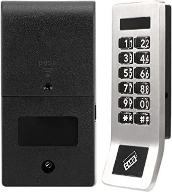 Professional Home Safety Accessory Password Door Lock, Keypad Lock, Stainless Steel Home for Office