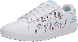 Skechers Women's Go Drive Dogs at Play Spikeless Golf Shoe