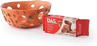 DAS Air-Hardening Modeling Clay, 2.2 Pound Block, Terra Cotta Color (387600), 23.9 x 10.1 x 3.3 cm