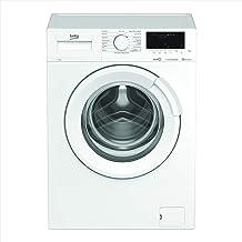 Beko WMB71664ST1 Waschmaschine Vollelektronisch/Touch-Display /1600 U/min/Bluetooth/10 Jahren Motorgarantie/Dampffunktion/Nachlegefunktion/Watersafe/7 kg, weiß