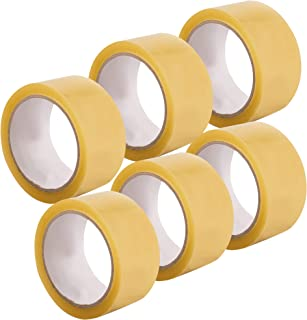 180x Klebeband Vorsicht Glas Paketklebeband Rolle 66m x 48mm Paketband Kleberoll
