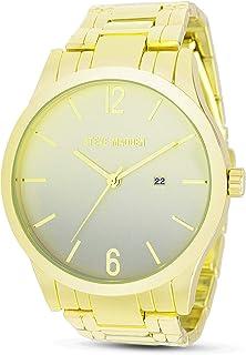 Steve Madden Ombr� Style Dial Link Men's Watch (SMW251)