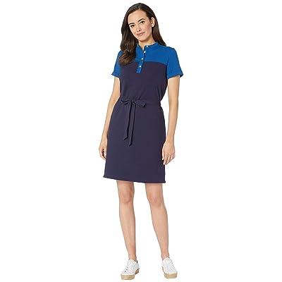 U.S. POLO ASSN. Blocked Self Tie (Evening Blue) Women