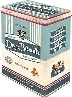 Nostalgic-Art 30145 PfotenSchild - Dog Biscuits, Storage Tin L