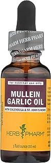 Herb Pharm, Mullein Garlic Compound, 1 Fl Oz