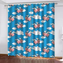 3D verduisteringsgordijn cartoon kat thermische isolatie gordijn raam keuken slaapkamer woonkamer badkamer decoratie 220x2...
