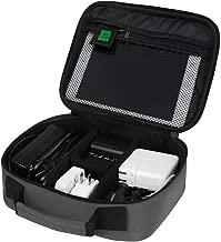 BAGSMART Electronics Travel Organizer Bag Hard Drive Case...
