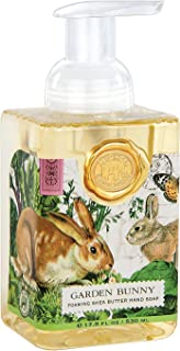 Michel Design Works Foaming Hand Soap, 17.8-Ounce, Garden Bunny