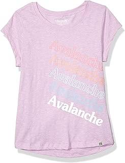 Avalanche Girls' Big Short Sleeve Top