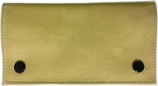 porta tabacco in pelle (beige)