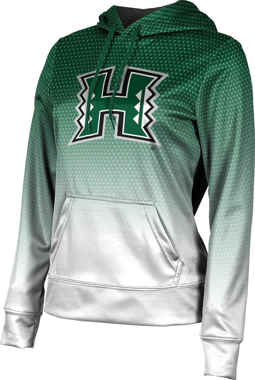 ProSphere University of Hawaii Girls' Pullover Hoodie, School Spirit Sweatshirt (Zoom)
