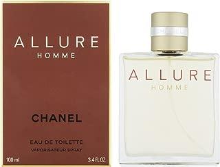 Chanel Allure Pour Homme for Men -Eau de Toilette, 100 ml