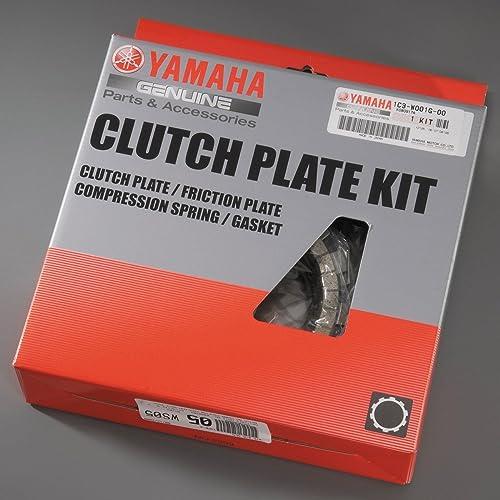 09-15 YAMAHA FZS1000: Genuine Yamaha Accessories Clutch Plate Kit