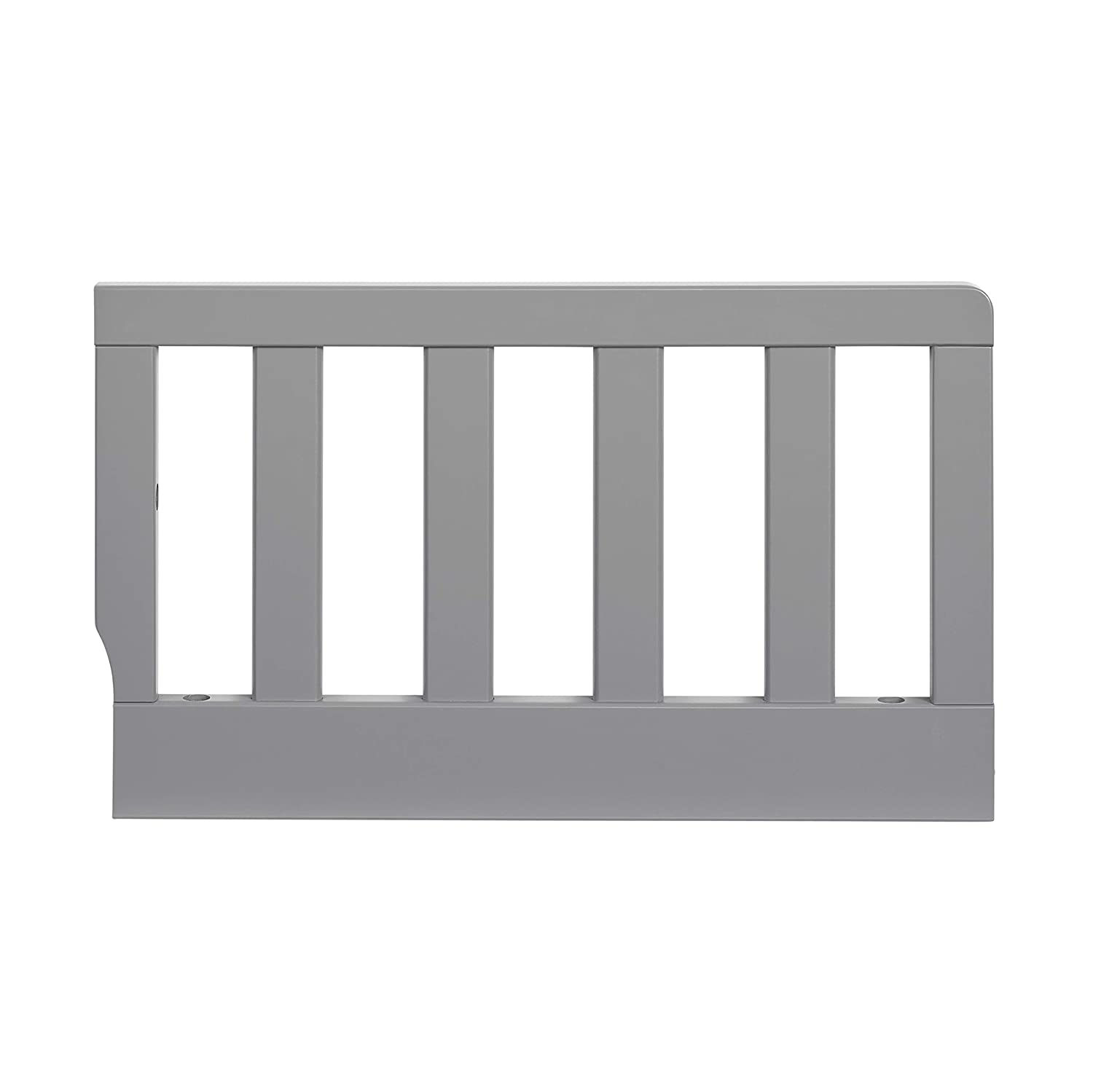 Oxford Baby Emerson Toddler Guard Rail for 4-in-1 Convertible Crib, Dove Gray