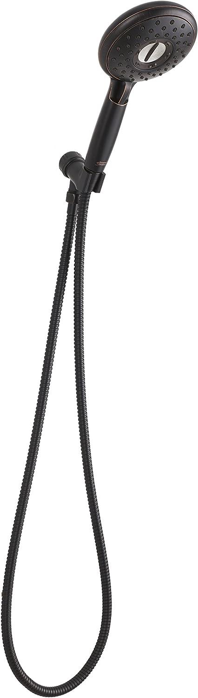 American Standard 1660771.278 Spectra Plus Handheld 4-Function Hand Shower Kit - 1.8 GPM, Legacy Bronze