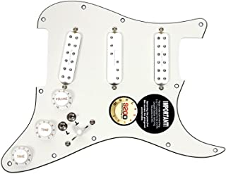 Seymour Duncan SJBJ / SDBR / SL59 Loaded Pickguard Everything Axe W/ 2 Toggles