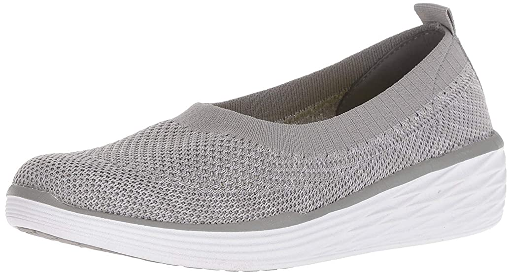 ティーム設置稼ぐ[Ryka] Womens Nell Low Top Slip On Fashion Sneakers [並行輸入品]