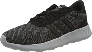 adidas LITE RACER Men's Running Shoes, Core Black/ Grey Four (11 US)