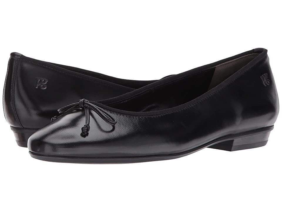 Paul Green Emile Ballet (Black Leather) Women