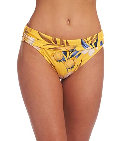 La Blanca Belle Fiore Shirred Band Hipster
