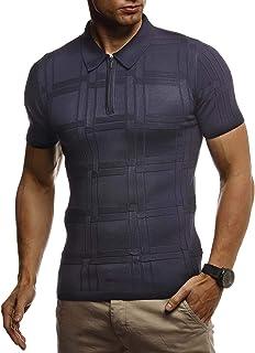 Camicia a maniche corte da uomo dalla Designer Brave Soul Cotone Testurizzato Nuovo S-XL