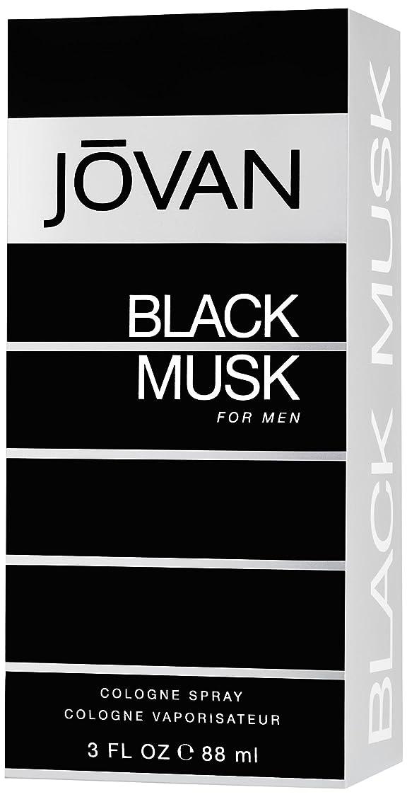 ジーンズ泣いている水曜日ジョバン[JOVAN]ブラックムスクフォーメンコロンスプレー88ml