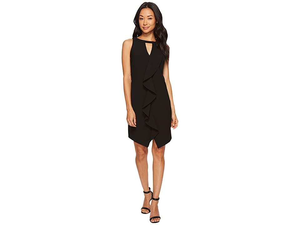 Trina Turk Oceanus Dress (Black) Women