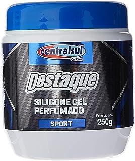 Centralsul Quimica Destaque Cs Silicone Gel 250G Sport