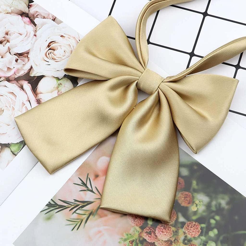 NSXKB Women's Shirts Bowtie Ladies Part Arlington Mall Super popular specialty store School Wedding Girl