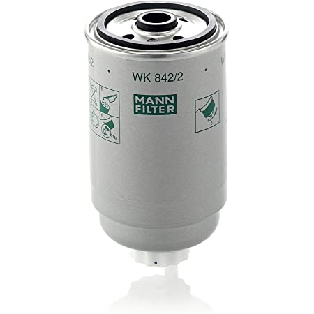 Original Mann Filter Kraftstofffilter Wk 842 Für Busse Und Nutzfahrzeuge Auto