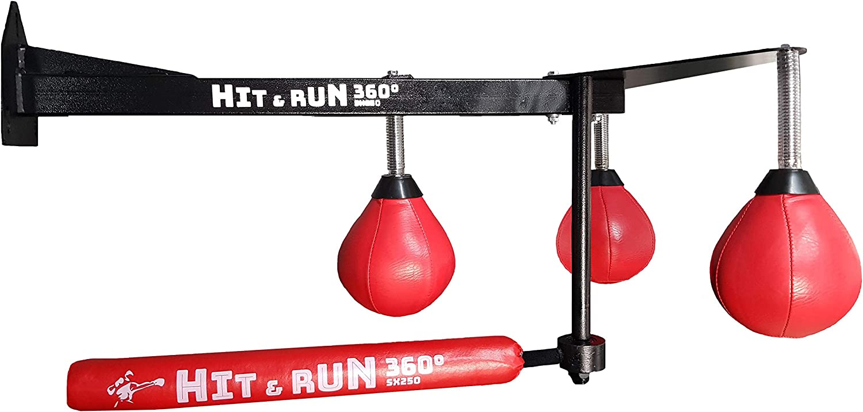 Loyalkoch Hit and Run Over item handling ☆ 360° Boxing Training Austin Mall 3 - Balls Equipment