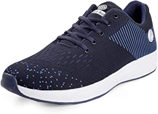 Bacca Bucci® Running Shoes Men Lightweight Fashion Sneakers Walking Footwear Tennis Athletic Shoes for Outdoor Sport Gym Jogging Big Size UK-11 to 13